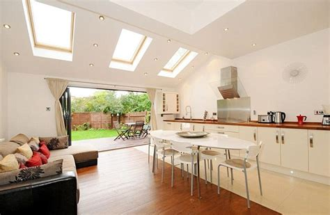 open plan kitchen diner ideas dining rooms are dying out as homeowners favour open plan living daily mail