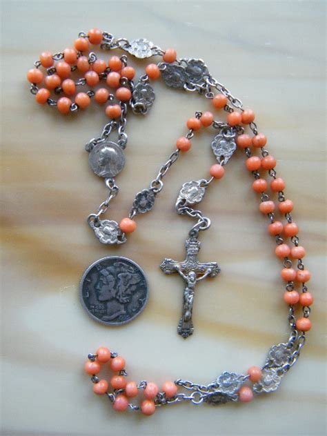 antique rosary collecting antique rosaries buying an antique or vintage