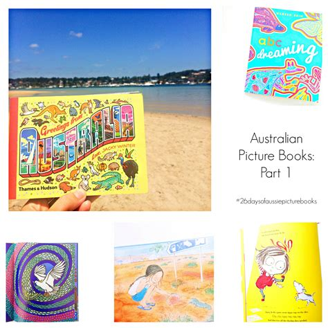 Australian Picture Books Part 1 Oh Creative Day