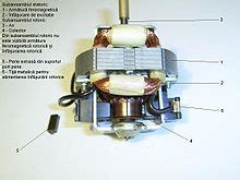 Motor Sincron by Motor Electric