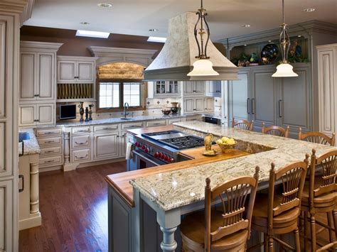best kitchen layout with island 5 most popular kitchen layouts kitchen ideas design with cabinets islands backsplashes hgtv