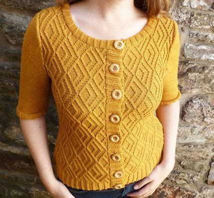 knitting tops designs 6 easy knit sweater patterns on craftsy