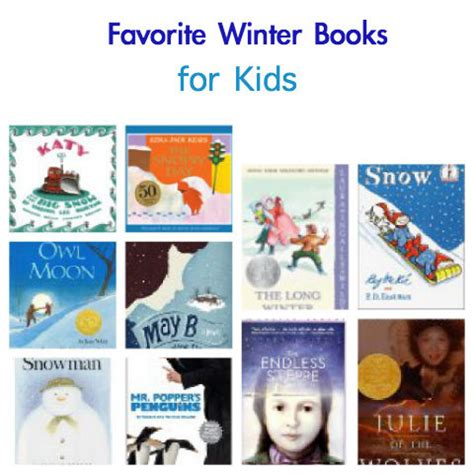 winter picture books top 10 winter books for pragmaticmom