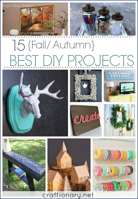 best craft projects craftionary
