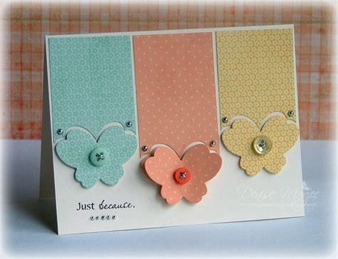 handmade card ideas 30 great ideas for handmade cards