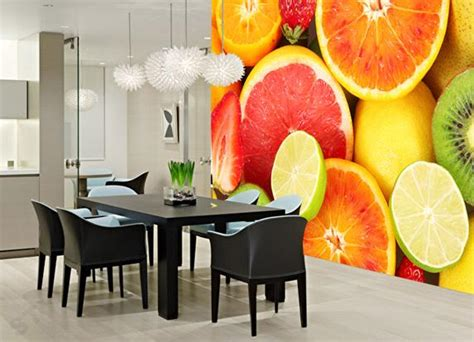 wall murals for kitchen exciting kitchen wall murals wallpaper gallery best