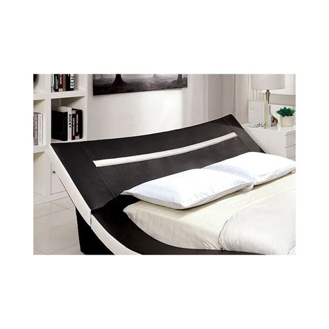 cal king size bed frame furniture of america zelina cal king size bed frame cm7125ck