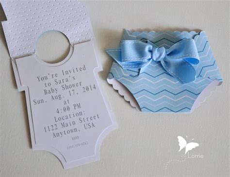 how to make invitations your own baby shower invitations theruntime