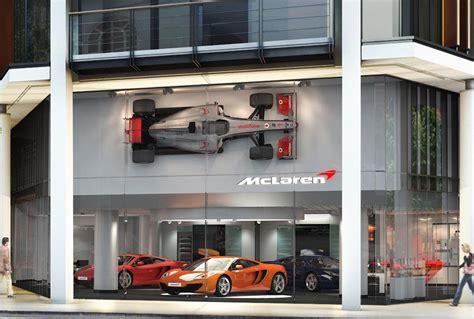 McLaren London showroom to open 21 June