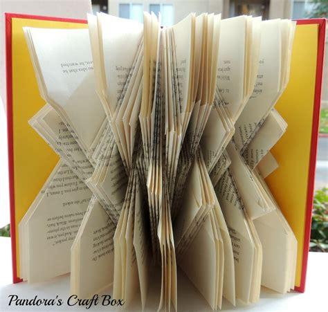 origami book folding book folding diy book folding