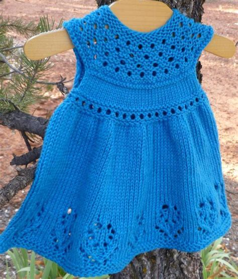 free knitted dress patterns for toddlers lilly baby dress by taiga hilliard knitting pattern