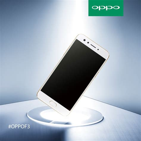 oppo f3 oppo officially launched the new oppo f3 in the