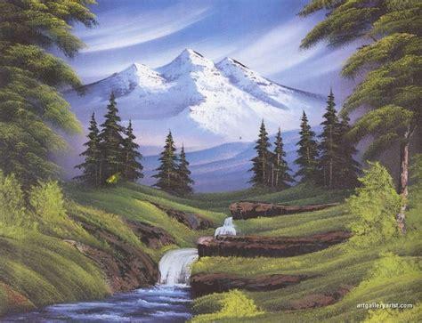 bob ross paintings auction 126 besten bob ross bilder auf 214 lgem 228 lde