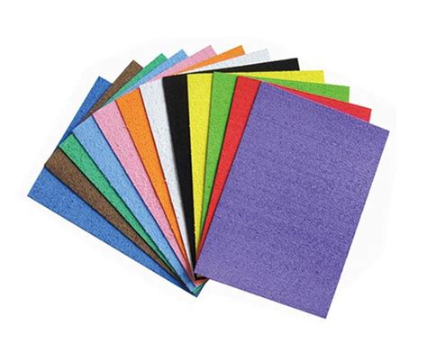 foam craft for craft foam sheets for arts and crafts kits foamtech