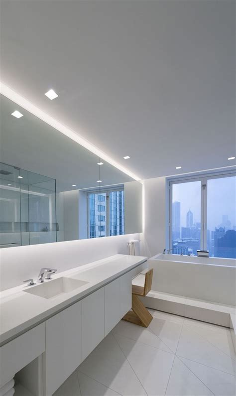 square bathroom lighting 1000 images about lighting bathroom on
