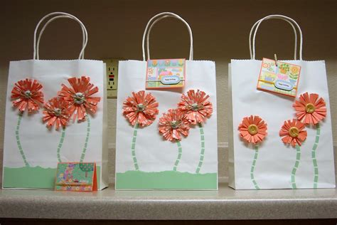 decorating gifts spare time cardmaking decorating gift bags part 2