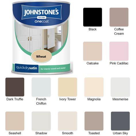 chalk paint johnstones johnstones one coat satin 750ml wood metal