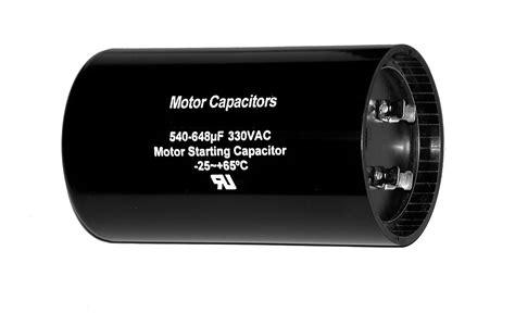 Condensator Motor Electric by Motor Capacitor