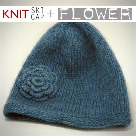 knit helmet pattern free free knit pattern hat