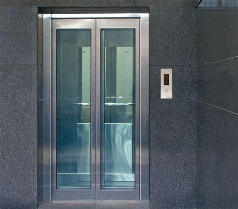 big glass door automatic elevators ss glass door big frame passenger lifts