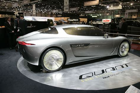Quant E Sportlimousine by Quant E Sportlimousine With Nanoflowcell Technology To
