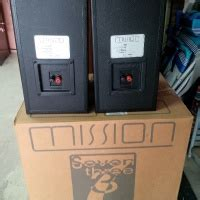 mission 732 speakers sold for sale canuck audio mart