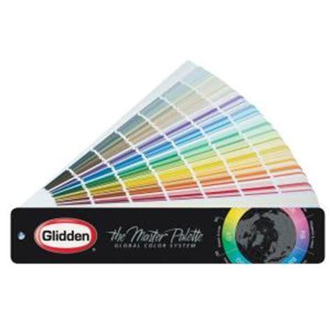 home depot paint fan deck glidden master fan deck ad60605 the home depot