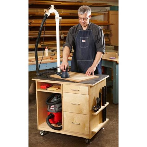 sanding stations for woodworking scrollsaw blade drawer woodworking plan from wood magazine