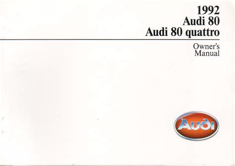 small engine service manuals 1991 audi coupe quattro regenerative braking service manual small engine service manuals 1991 audi 80 parking system service manual 1989