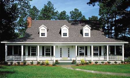 country farmhouse plans with wrap around porch country home with wrap around porch 6221v architectural designs house plans