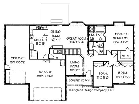 ranch house floor plans with basement ranch style house floor plans with basement shotgun house