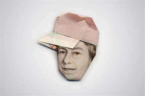 money hat origami moneygami by yosuke hasegawa shizzle kicks