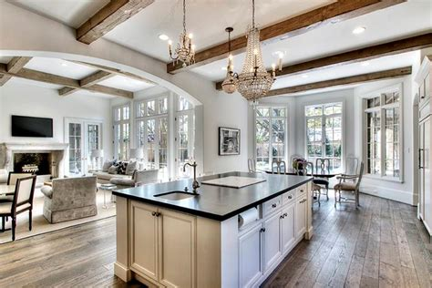 open kitchen designs photo gallery 20 open concept kitchen designs page 2 of 4