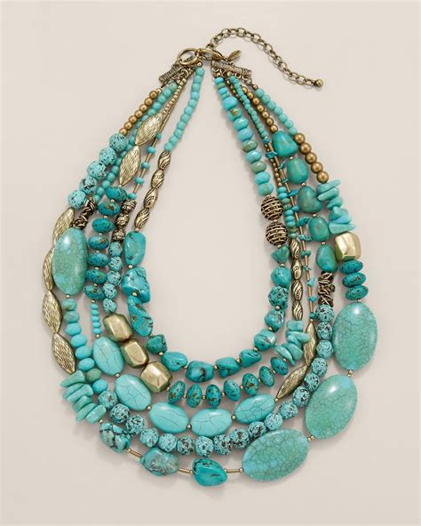 turquoise stones for jewelry best 25 turquoise necklace ideas on turquoise