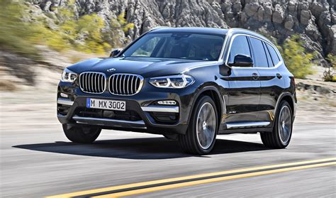 Bmw X3 by 2018 Bmw X3 Revealed Australian Launch Expected For Next