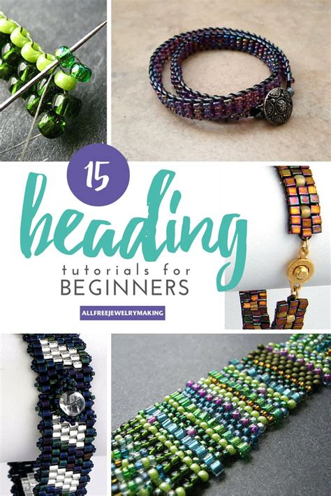 bead weaving for beginners 25 best ideas about beading tutorials on