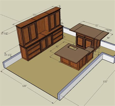 sketchup woodworkers sketchup furniture decoration access