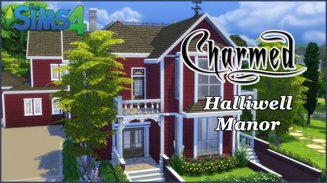 Mansion Layouts the sims 4 halliwell manor charmed part 1 house build