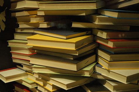 pictures of stacks of books stacks of books seattle washington usa flickr photo