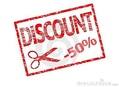 discount rubber sts promo code discount st stock image image 16840841