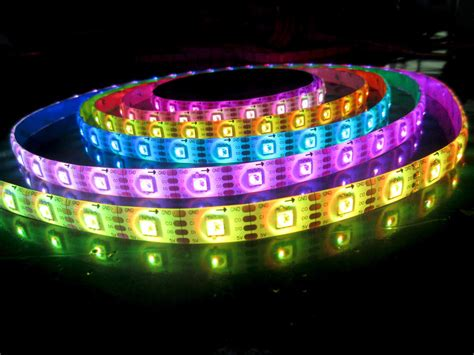rgb led light strips brilliant 12 volt smd 5050 rgb color changing chasing led