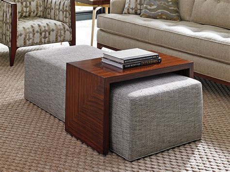 coffee table with storage ottoman best 20 ottoman coffee tables ideas on
