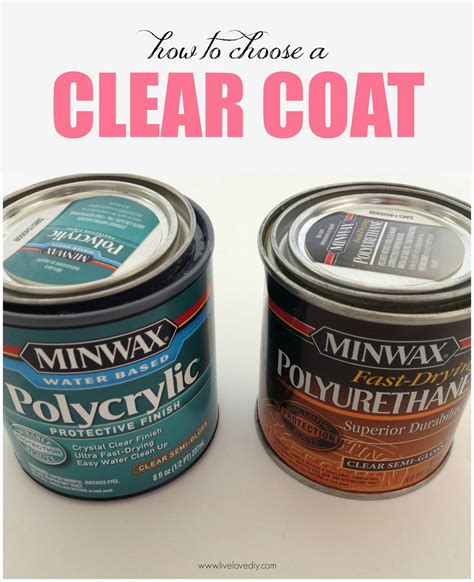 chalk paint top coat livelovediy 10 painting tips tricks you never knew