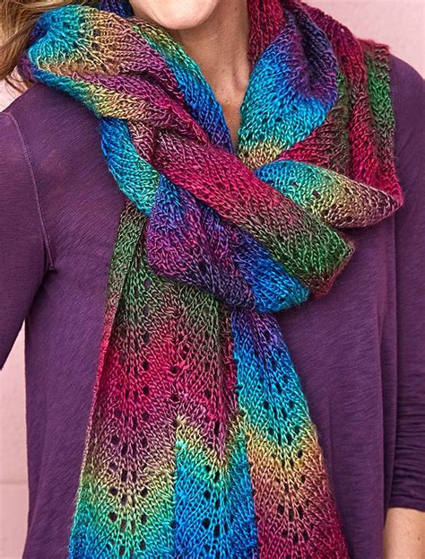 knitting yarn for scarves 17 best ideas about knit scarves on knitting