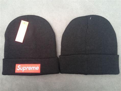 supreme knit beanie supreme knit beanie hat with black