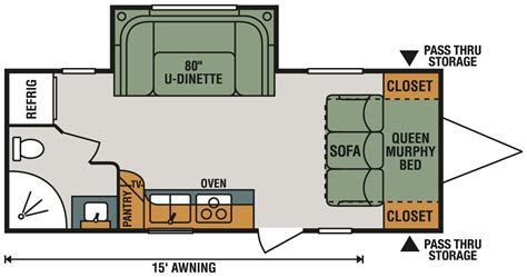 travel trailers floor plans connect lite c201rb ultra lightweight travel trailer k z rv