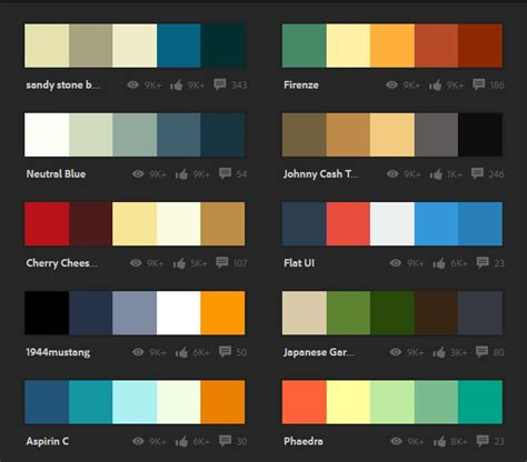 awesome color combinations 20 awesome color schemes for website color schemes the