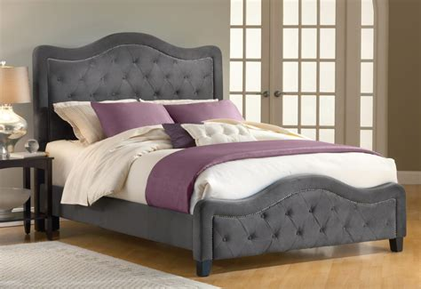 bed frame with headboard and footboard fb1512 upholstered bed frame bedroom furniture with tufted