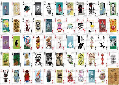 make deck of cards card designs site design by design house