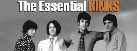 kinks picture book lyrics review quot the essential kinks quot cd